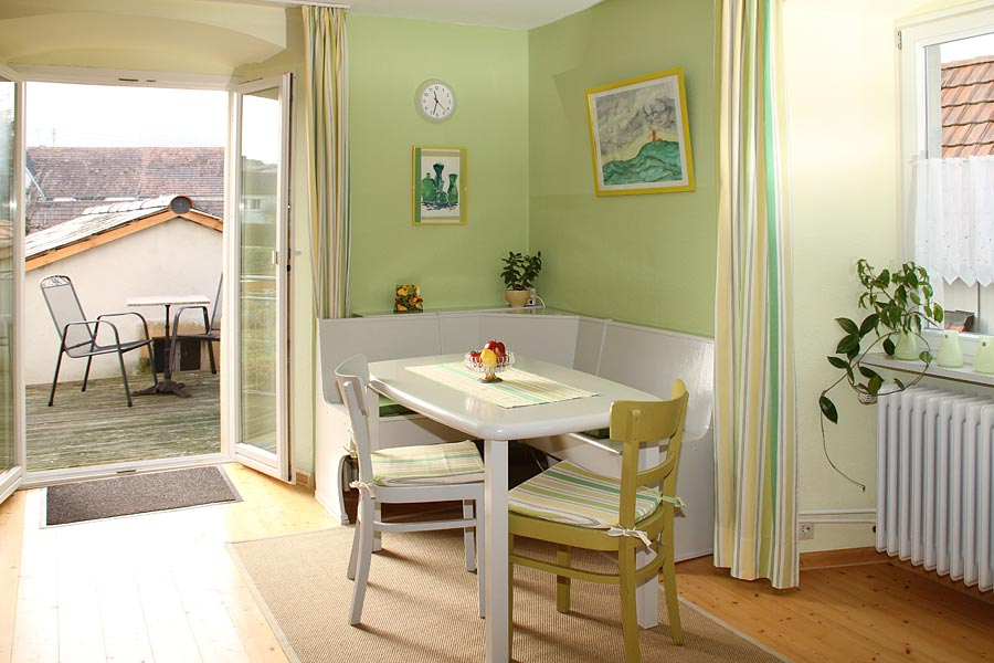 Great Kleine Sitzecke Küche Photos >> Essecke In Unserer Kleinen ...